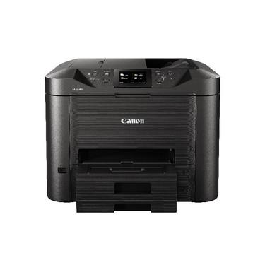 МФУ струйный Canon Maxify MB5440 (0971C007) A4 Duplex WiFi USB RJ-45 черный
