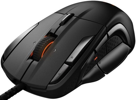 Мышь Steelseries Rival 500 черный оптическая (16000dpi) USB (12but)