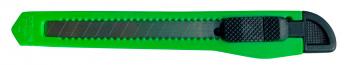 Нож канцелярский Buro 070000400 шир.лез.9мм выдвижное лезвие фиксатор ассорти