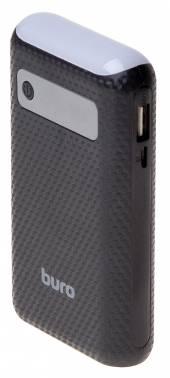 Мобильный аккумулятор Buro RC-7500A-B Li-Ion 7500mAh 1A+1A черный 2xUSB