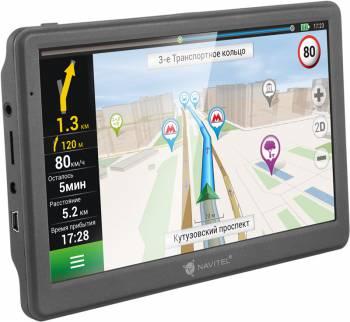 Навигатор автомобильный gps Navitel e700 7 800x480 8gb microsdhc черный