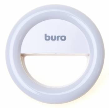Вспышка для селфи Buro RK-14-WT белый для для планшетов и смартфонов