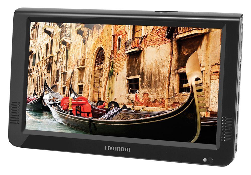 Портативный Плеер Hyundai H-LCD1000 10