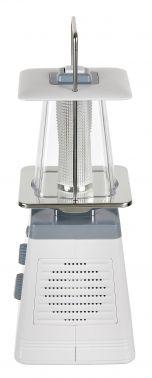 Радиоприемник портативный Hyundai H-RLC150 белый/серый