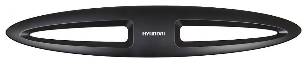 Антенна телевизионная Hyundai H-TAE200 8дБ пассивная черный