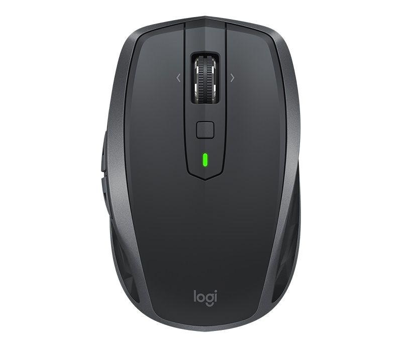 Мышь Logitech MX Anywhere 2S графитовый оптическая (1000dpi) беспроводная BT (5but)