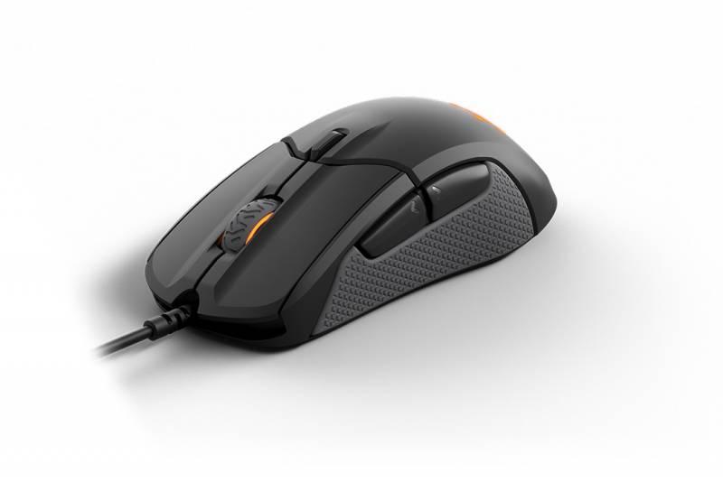 Мышь Steelseries Rival 310 черный оптическая (12000dpi) USB (6but)