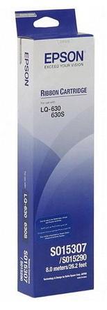 Картридж матричный Epson S015307 C13S015307BA черный для Epson LQ-630/630S