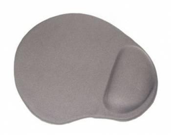 Коврик для мыши Buro BU-GEL/grey серый