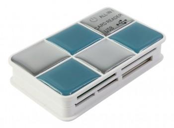 CR-217CBL USB2.0 Choco Blue