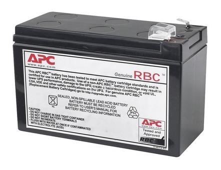 Батарея для ИБП APC APCRBC110 12В 7Ач для BE550G/BE550G-CN/LM/BE550R/BE550R-CN/R650CI/AS/RS