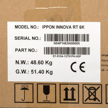 Ippon - Источник бесперебойного питания Innova RT 6/10