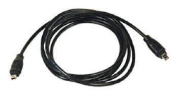 Кабель Buro IEEE1394-4/4-3m (4P/4P) fire wire 3м
