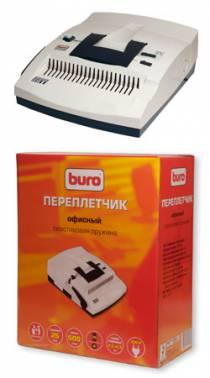 Переплетчик Buro BU-CB3000 A4/перф.25л.сшив/макс.500л./пластик.пруж. (6-51мм)/электр.