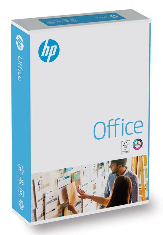 Бумага International Paper HP Office CHPOP080X528 A4/80г/м2/500л./белый CIE153% матовое/матовое общего назначения(офисная)
