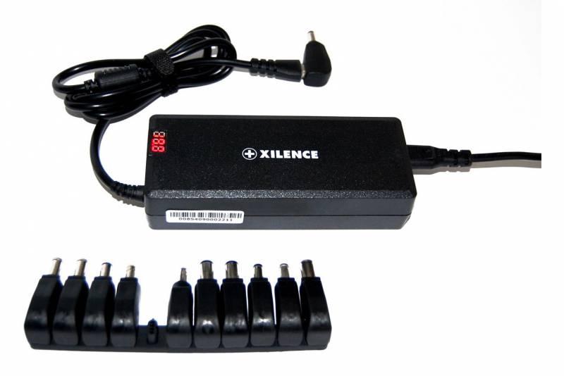 Блок питания Xilence SPS-XP-LP120.XM012 автоматический 120W 15V-24V 11-connectors от бытовой электросети LED индикатор