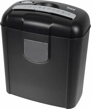 Шредер Buro BU-FD506M (секр.P-4)/фрагменты/6лист./14лтр./скрепки/скобы/пл.карты